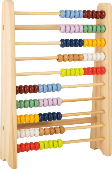 Maxi Abacul Colorat 0