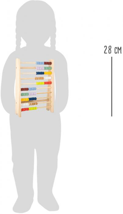 Maxi Abacul Colorat 2