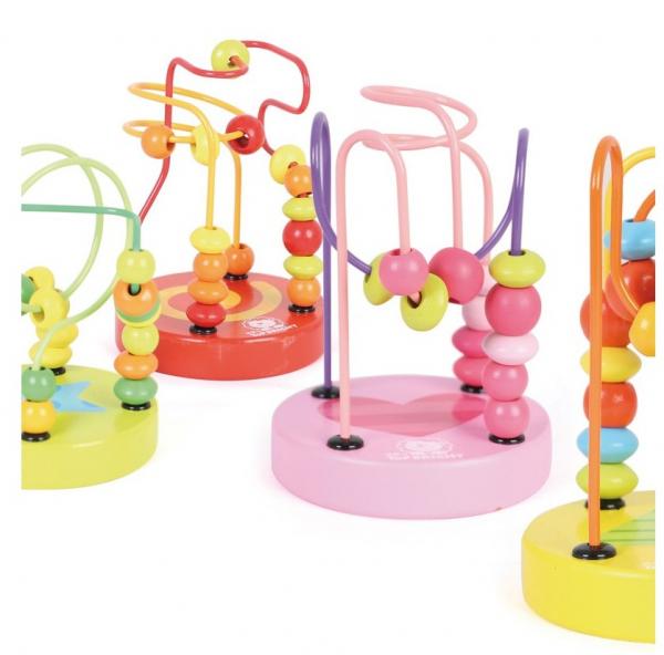 Set 4 Roller Coaster, jucarii dezvoltare motricitate 1