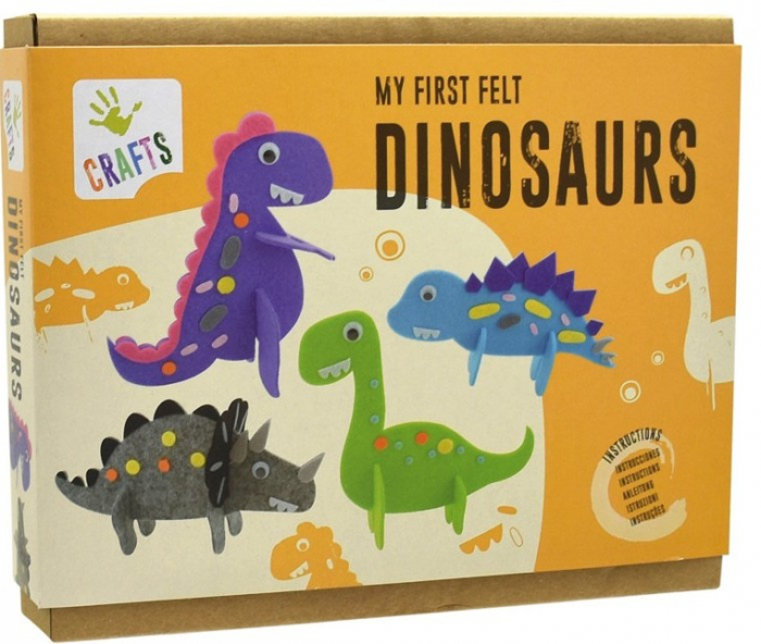 Joc confectionat Dinozauri din Fetru [0]