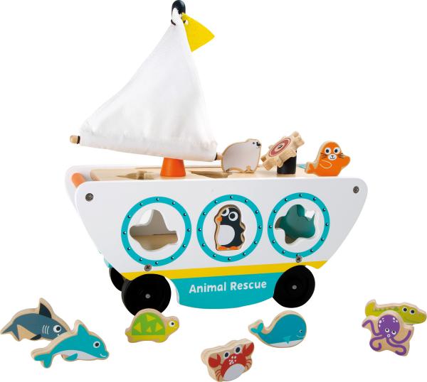 Nava animalelor marine 0