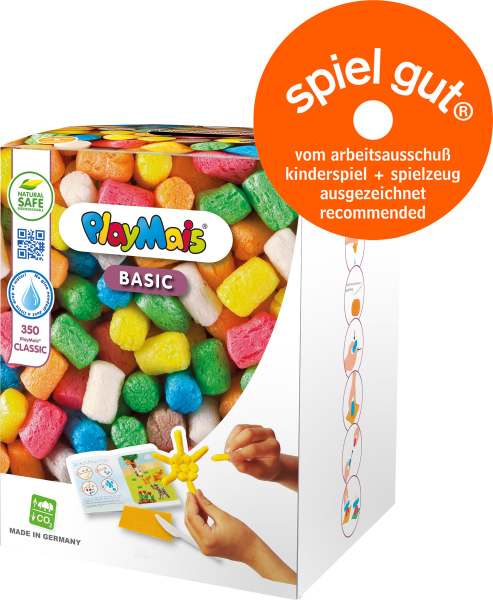 Pufuleti PlayMais® BASIC MEDIUM, Set de activitati creative 7