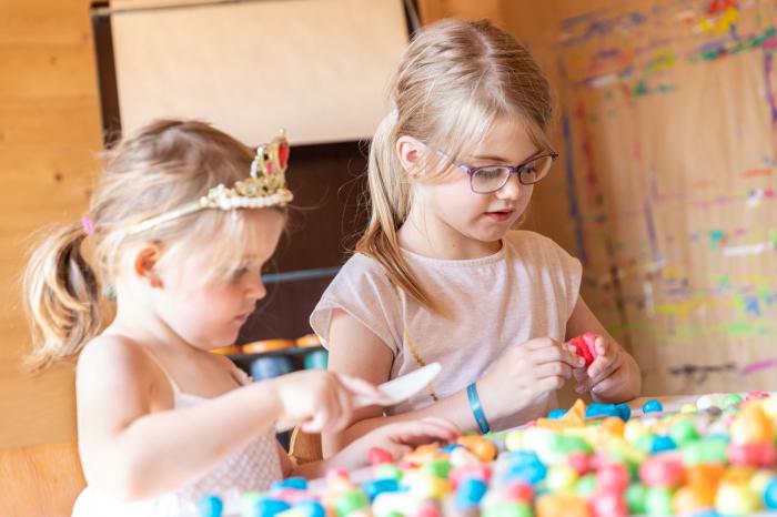 Pufuleti PlayMais® BASIC 500, Set de activitati creative - Legler - Germania 1