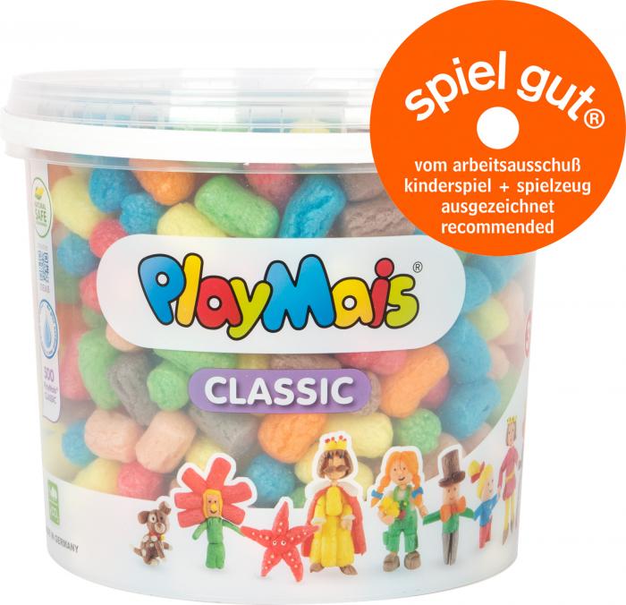Pufuleti PlayMais® BASIC 500, Set de activitati creative - Legler - Germania 0