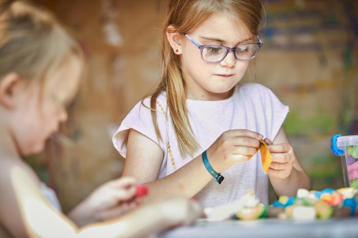 Pufuleti PlayMais® BASIC 500, Set de activitati creative - Legler - Germania 4