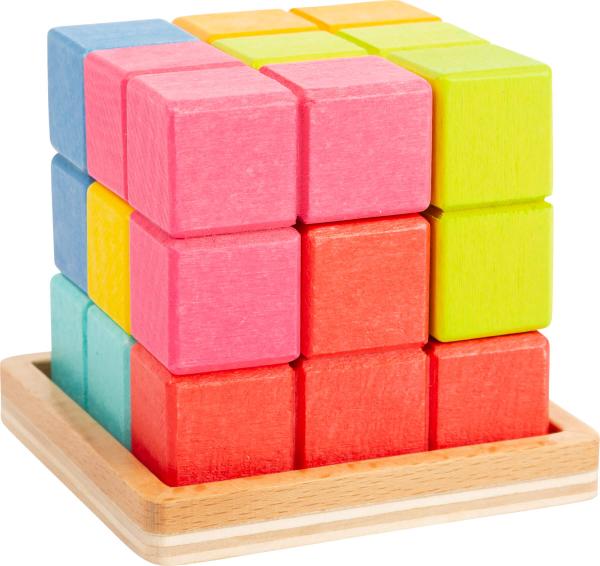 Puzzle 3D Cub Tetris 1
