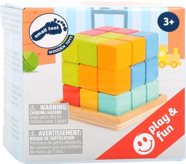 Puzzle 3D Cub Tetris 8
