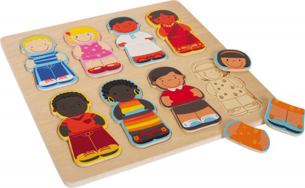 Puzzle copiii lumii [0]