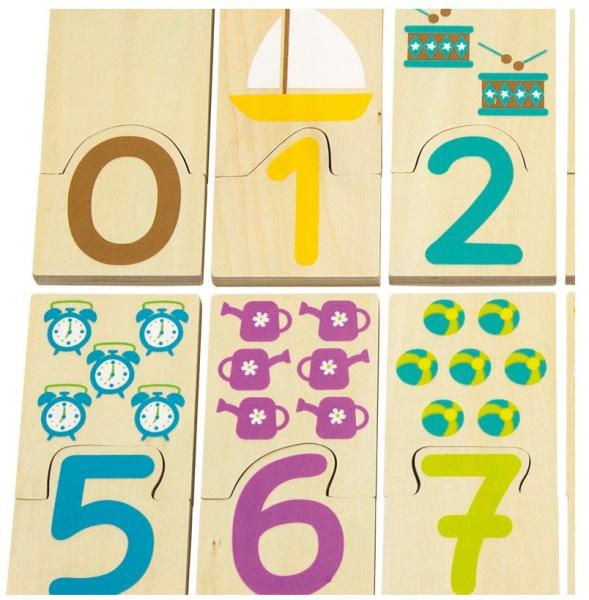 Puzzle Invata Cifrele [1]