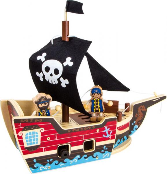 Set de constructie Corabia Piratilor 0