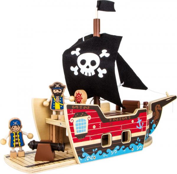 Set de constructie Corabia Piratilor 1
