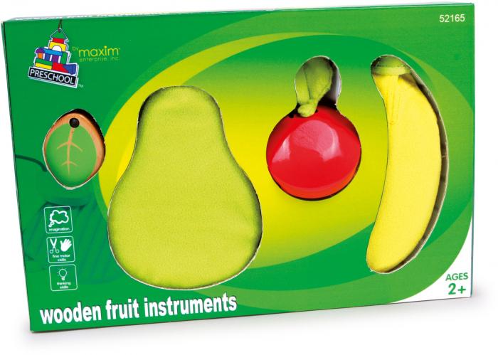 Set de instrumente din lemn Fructele Galagioase [3]