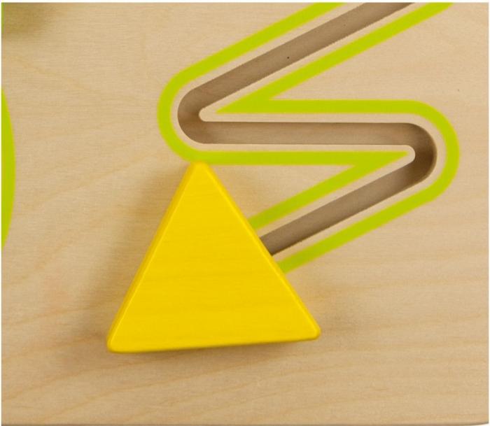 Placa dezvoltare motricitate cu forme [4]