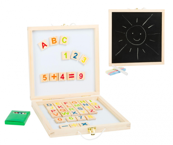 Tablita magnetica si de scris 2 in 1 [0]