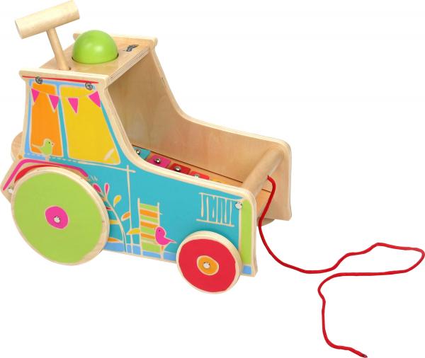 Tractorul muzical 1