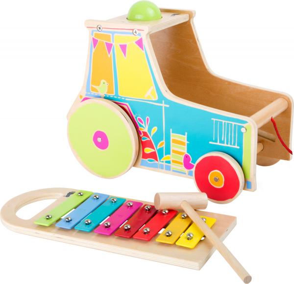 Tractorul muzical 0