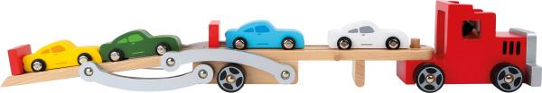 Trailer masini, din lemn [5]