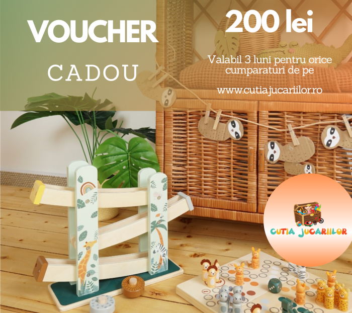 Voucher CADOU 200 lei 0