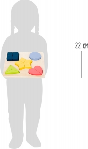 Puzzle educativ Potriveste Formele6