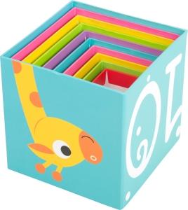 Cuburi de construit cu animale salbatice2