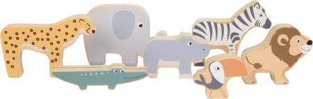 Stivuieste animalele, joc dexteritate din lemn [1]