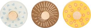 Cascada cu rotite si design Safari, culori pastelate3