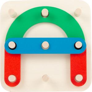Sa construim cifrele si literele, joc educativ din lemn1