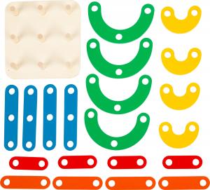 Sa construim cifrele si literele, joc educativ din lemn5