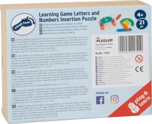Sa construim cifrele si literele, joc educativ din lemn9
