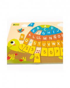 Puzzle testoasa alfabet3