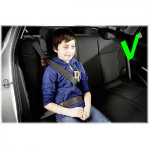 Adaptor centura de siguranta pentru copii LifeHammer Safety Belt2