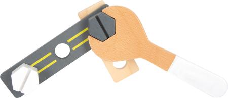 Centura cu scule din lemn Micul Mester5