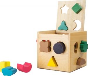 Cub invatare Forme Geometrice (16 forme)3