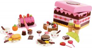 Candy Bar, cutia cu dulciuri, din lemn3