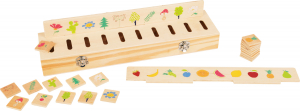 Joc sortator imagini, tip Montessori [2]