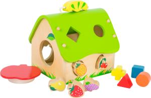 Casa Fructelor, jucarie cu forme1