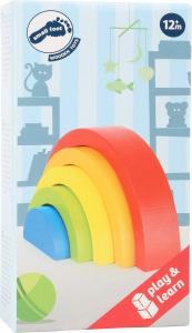 Forme de construit Curcubeu Montessori [1]