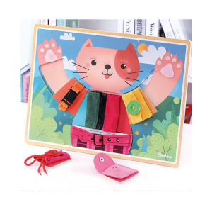 Hainutele pisicutei, jucarie pentru dezvoltarea abilitatilor motrice [2]