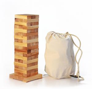 Joc de exterior din lemn Turnul Instabil [0]