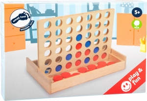 Joc logic 4 IN LINIE, 2 jucatori3