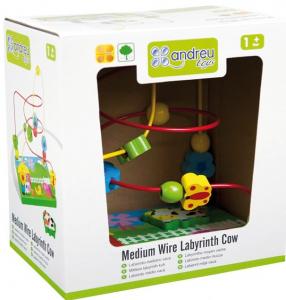 Labirintul din ferma, joc de dezvoltare motricitate2