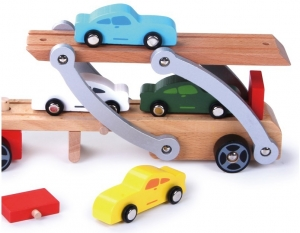 Platforma transport masinute din lemn2