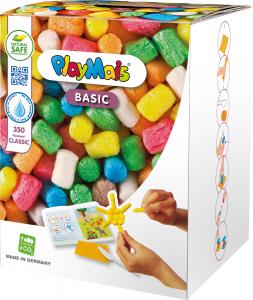 Pufuleti PlayMais® BASIC MEDIUM, Set de activitati creative0
