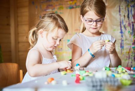 Pufuleti PlayMais® BASIC 500, Set de activitati creative - Legler - Germania5