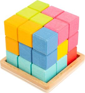 Puzzle 3D Cub Tetris4