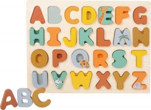 Puzzle alfabet Safari2