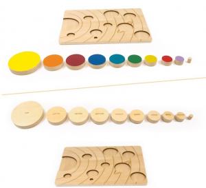 Sistemul solar, puzzle educativ din lemn [4]