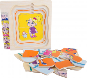 Puzzle in straturi Viata Bunicii4