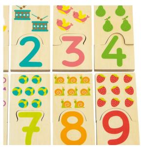Puzzle Invata Cifrele [2]