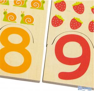 Puzzle Invata Cifrele [4]